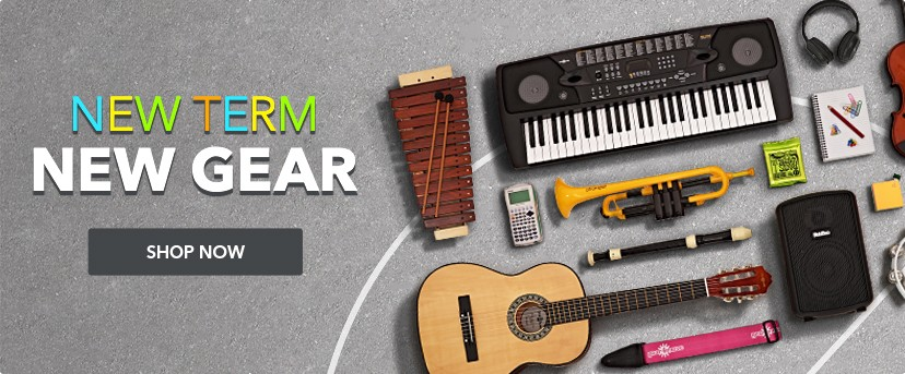 Gear4music | Shop Music Equipment & Musical Instruments