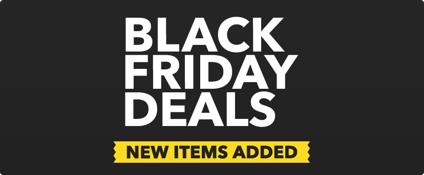 Black Friday Offers | Gear4music