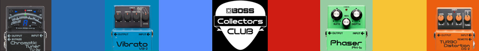 Boss Collectors Club