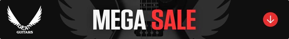Dean Mega Sale Header Image