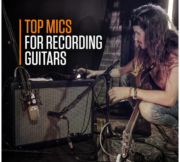 Shop Now | Studio Microphones