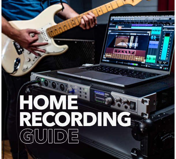 SHOP NOW | Home Recording Gear
