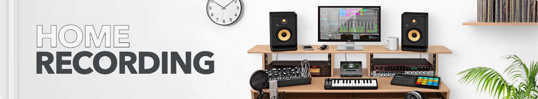Home Recording Gear