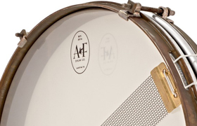 A&F Pancake Snare Upright