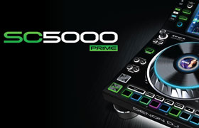 Denon DJ Prime SC5000 Media Player