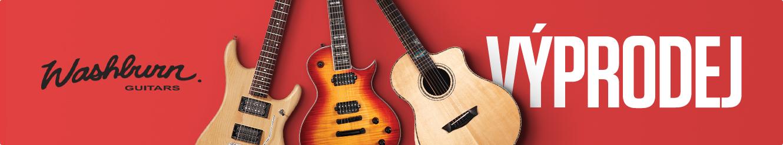 Washburn Acoustic Prodej na Gear4music