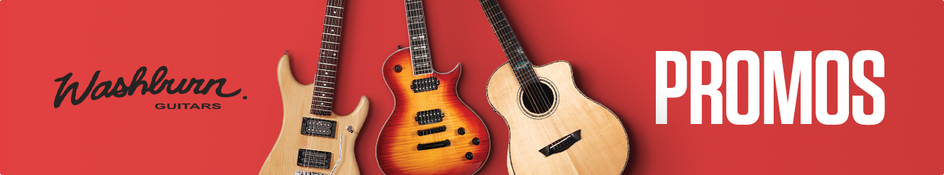 Washburn Acoustic Sale at Gear4music