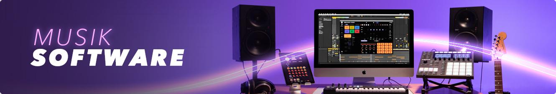 Musiksoftware hos Gear4music
