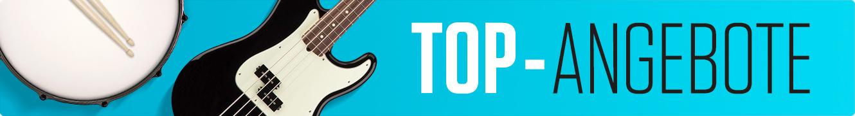 Top-Angebote bei Gear4music